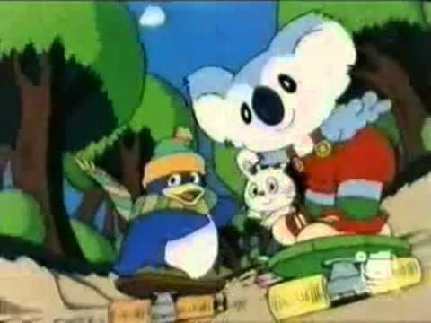 kolby e i suoi piccoli amici - sigla