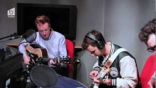 Two Door Cinema Club - Sleep Alone & What You Know (stripped down session)