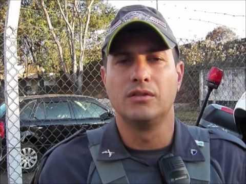 Tirocínio da ROCAM prende homem por tráfico de droga