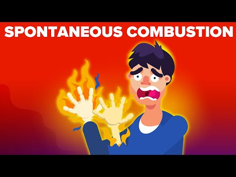 A Real Case Of Spontaneous Human Combustion