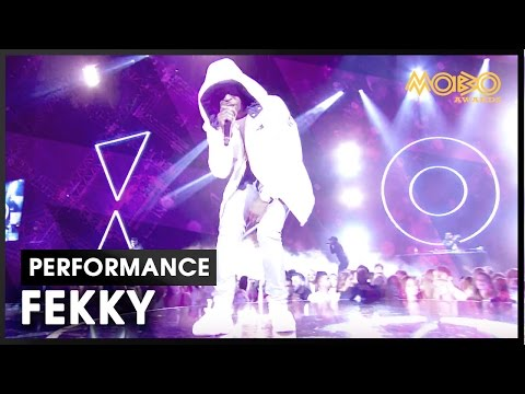 FEKKY FT. SECTION BOYZ | 'MADTING, SADTING' | MOBO AWARDS 2016 @SectionBoyz_ @FekkyOfficial