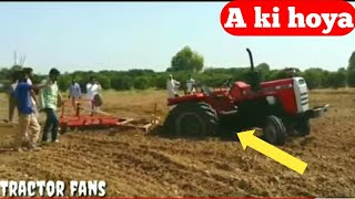 Johndere 5050d vs Massey 9000 da demo