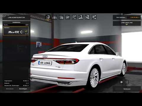 Audi A8 Long 2018 – REWORKED 1.30