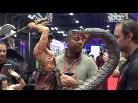Conan The Sacrifice at NYCC 2013