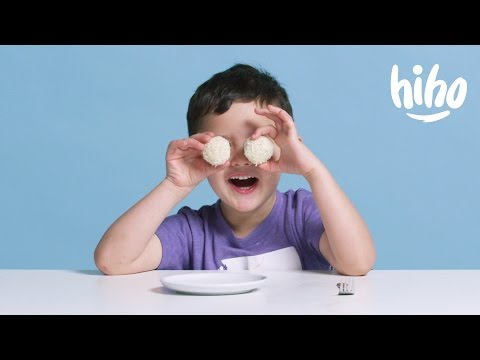 American Kids Try Desserts from Around the World