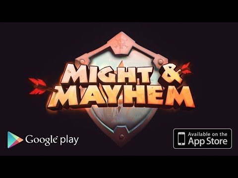 Video of Might & Mayhem