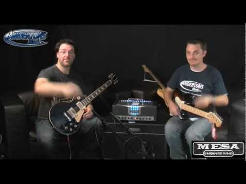 Mesa Boogie Transatlantic 30 Head Demo