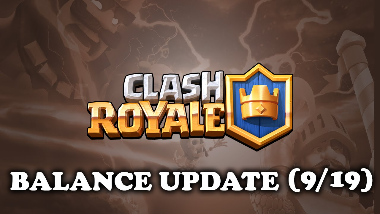 clash royale update zap
