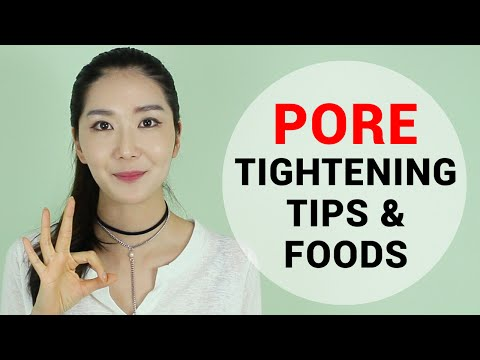 Pore Tightening Tips & Foods For Different Pore Types | Wishtrend
