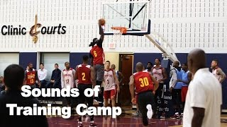 Sounds of 2016 Training Camp by NBA