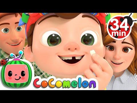 Loose Tooth Song + More Nursery Rhymes & Kids Songs - CoComelon