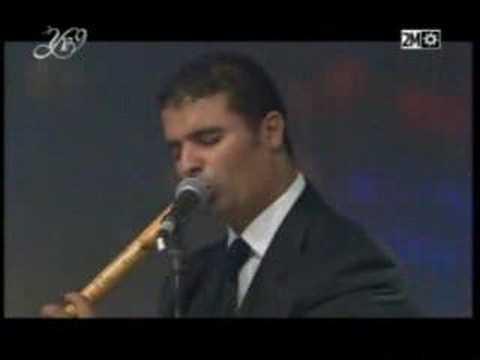 عزف ناي للمبدع المغربي رشيد زروال