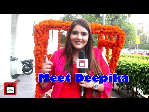 Meet Deepika of Dhai Kilo Prem | Exclusive | Inter