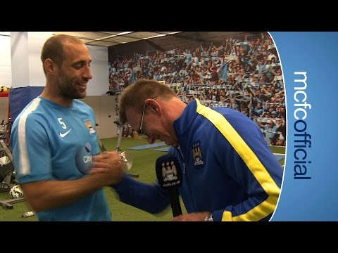 CHAPPY'S FUNNY POEM FOR ZABALETA | City Today