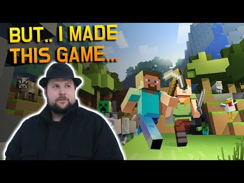 NOTCH ISN'T ALLOWED AT MINECRAFT'S 10TH YEAR ANNIVERSARY EVENT?....