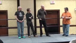 ASL Improv: World Worst Advice with Crom Saunders, Patrick
