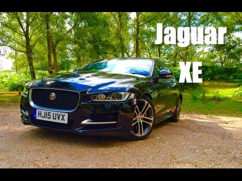 2015 Jaguar xe r sport фотография
