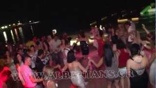 Valle Shqiptare Në Bregdetin E Athinës! Albanian Summer Party 23 Qershor 2012
