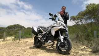 4. Ducati Multistrada 1200 S Touring Review
