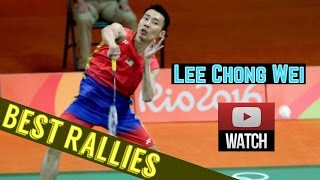 Video Lee Chong Wei Best Rallies of 2016 - Crazy Skills - цЭОхоЧф╝ЯхОЙхо│чЪДцЙУчРГц│Х MP3, 3GP, MP4, WEBM, AVI, FLV Januari 2019