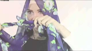 4 Cara Memakai Jilbab Ala Zaskia Sungkar Style
