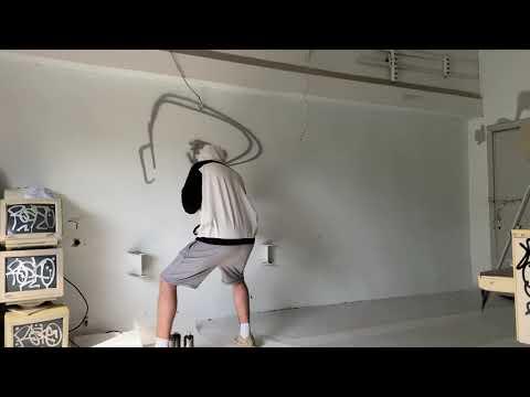 Chrome Graff at HOOD LAB [rasko Graffiti]
