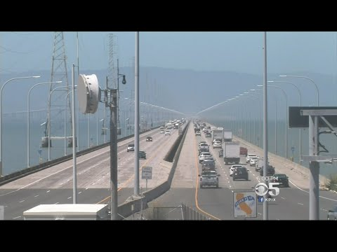 Proposed Toll Hike For Bay Area Bridges Would Fund Infrastructure