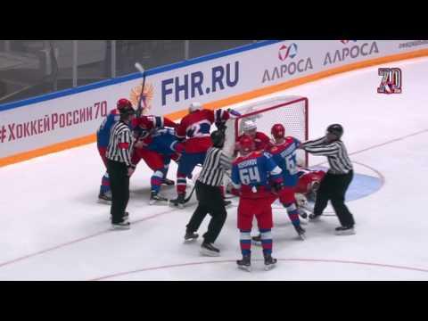 Кубок АЛРОСА. Норвегия - Олимпийская сборная России - 2:8 - DomaVideo.Ru