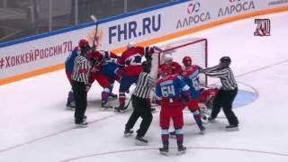 Норвегия - Россия (олимп) 2-8