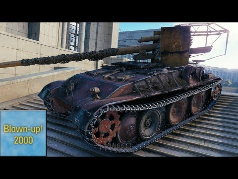 Grille 15 - Kill 'Em All - World of Tanks Gameplay