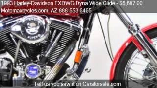 5. 1993 Harley-Davidson FXDWG Dyna Wide Glide for sale in Scott