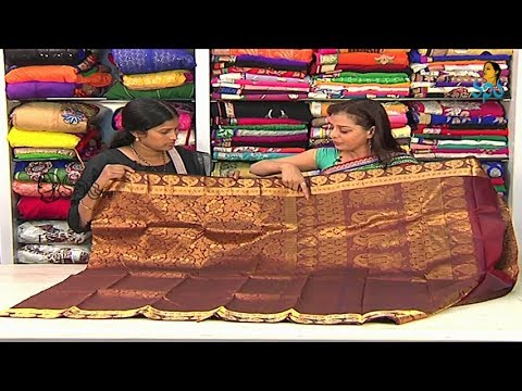 Kanchi pattu bridal collections - Sogasu chooda tarama 22 February 2014 07 PM