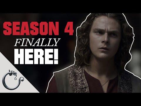 The Last Kingdom Season 4 Episode 1 REVIEW/BREAKDOWN