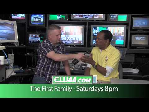 CW44 interviews John Witherspoon