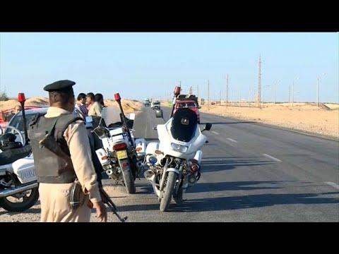 Ägypten: Anschlag auf koptische Christen mit mindeste ...