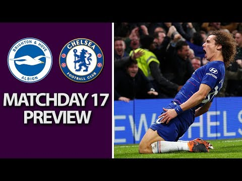 Video: Brighton v. Chelsea   PREMIER LEAGUE MATCH PREVIEW   12/16/18   NBC Sports