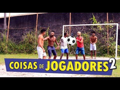 COISAS DE JOGADORES 2 - Oxe Que Viaje (Humor Baiano)
