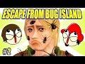 Escape From Bug Island Jogo Absolutamente Lixo 02 Cartu