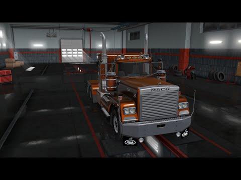 Mack Superliner V8 [1.35.x + DX11] v4.4