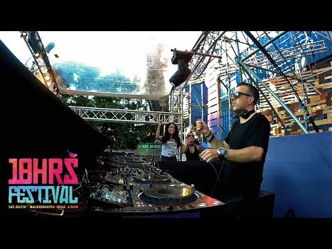 Jay Lumen live at 18hrs Festival Zaandam Netherlands 14-07-2018 (Full set 88 min)