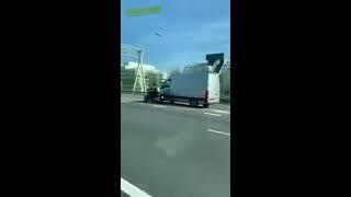 Motocyklista, który stwarza zagrożenie na drodze dostaje po ryju