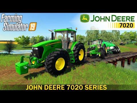 John Deere 7020 Series v1.0.0.0