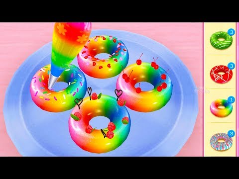 My Bakery Empire - Bake, Decorate & Serve Cakes Games For Girls - Play & Learn Fun Cooking Kids Game