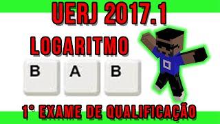 Uerj 2017 1° exame de qualificação. Gabarito uerj. Uma calculadora tem duas teclas especiais, A e B. Quando a tecla A é digitada, o número que está no visor ...