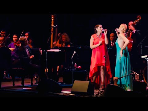 china forbes - Our fabulous singers China Forbes and Storm Large share the stage at Edgefield during their performance of