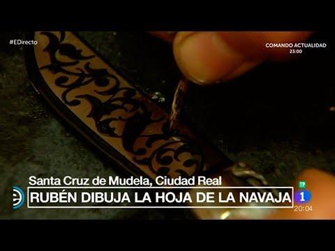 Así se hacen las navajas de Ciudad Real | Rincones de España | España Directo