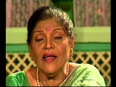 thumri bhairavi - Subscribe Our Channel For More Updates: http://www.youtube.com/tseriesbhakti Hari Bhajan: Naiya Padi Majdhar Album Name: Prem Ras Singer: Shobha Gurtu Compos...