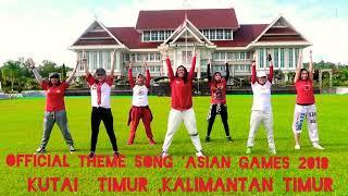 Video Meraih Bintang By Via Vallen / Zumba Fitness,Official Song Asian Games 2018 , Sangatta, Kutai Timur MP3, 3GP, MP4, WEBM, AVI, FLV Januari 2019