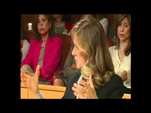 Cristina Garmendia, crecimiento económico e innovación a través de un triple eje: evolución, emprender y expandir.