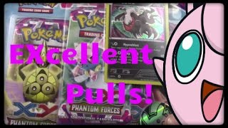Pokemon Cards! Phantom Forces Darkrai Blister! by Master Jigglypuff and Friends
